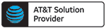 AT&T Certified Solutions Provider Logo