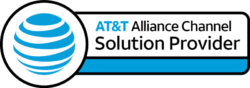 New AT&T Alliance Channel Solution Provider Logo