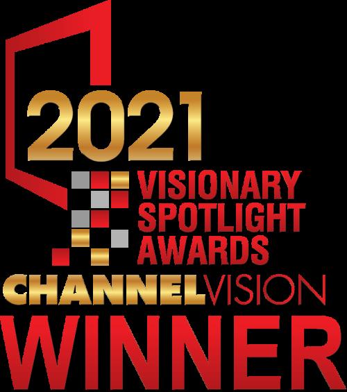 Visionary Spotlight Award Logo